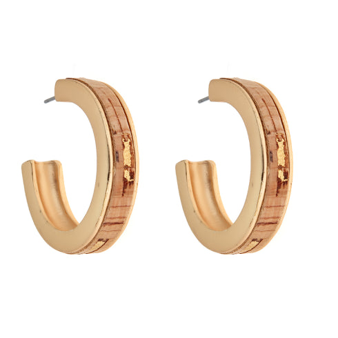 Kylie Earrings Fornash - Cork Collection