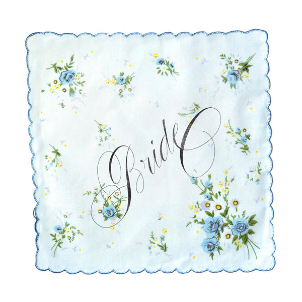 Bride Handkerchief Fairgoods - Cork Collection
