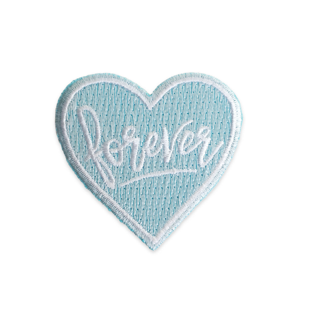 Forever Heart Patch