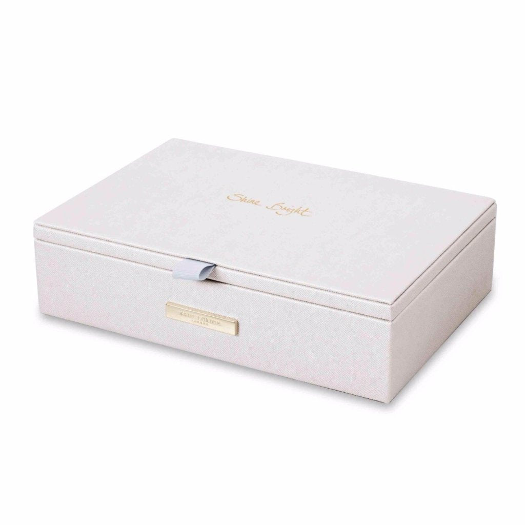 Shine Bright Jewelry Box Katie Loxton - Cork Collection