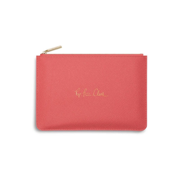 Pop, Fizz, Clink Perfect Pouch Katie Loxton - Cork Collection