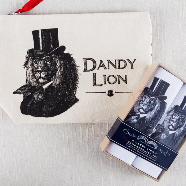 Dandy Lion Collection Chase and Wonder - Cork Collection