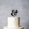 Ampersand Topper Bracket - Cork Collection