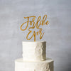 For Like Ever Cake Topper Moon and Lola - Cork Collection