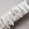 Crystal Glamour Garter Weddingstar - Cork Collection