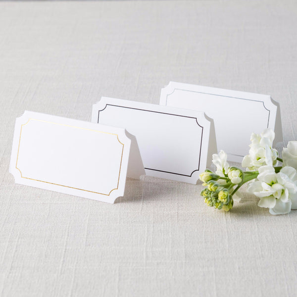 Roosevelt Place Cards Sugarpaper - Cork Collection