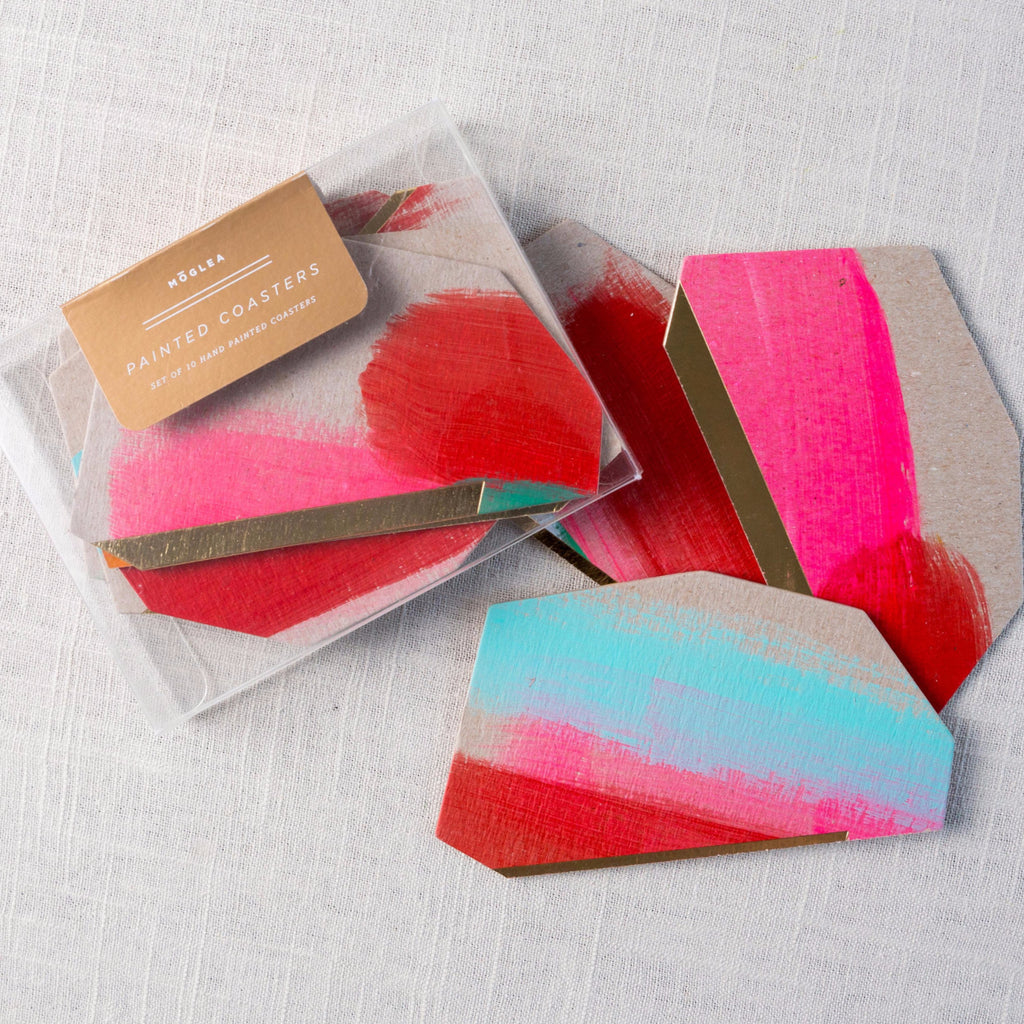 Boulder Coasters Moglea - Cork Collection