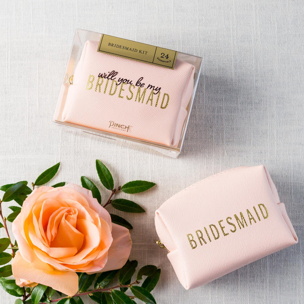 Will You Be My Bridesmaid? Mini Emergency Kit Pinch Provisions - Cork Collection