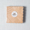 Kraft Cocktail Napkins Meri Meri - Cork Collection