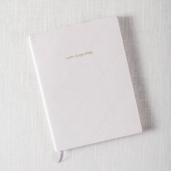 Happy Ever After Notebook