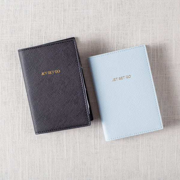 Jet Set Go Passport Holder Katie Loxton - Cork Collection