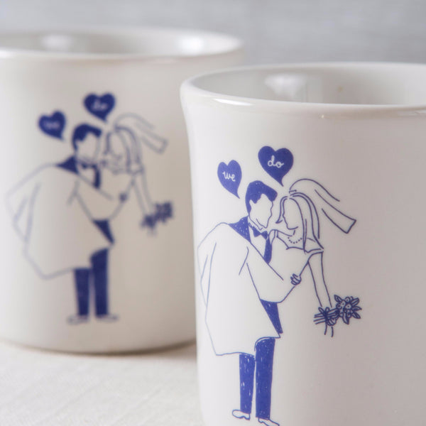 We Do Mug & Dishtowel