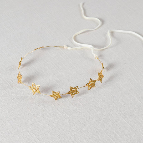 Star Gold Crown Acute Designs - Cork Collection