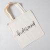 Bridesmaid & Maid of Honor Tote Bag PCB Home - Cork Collection