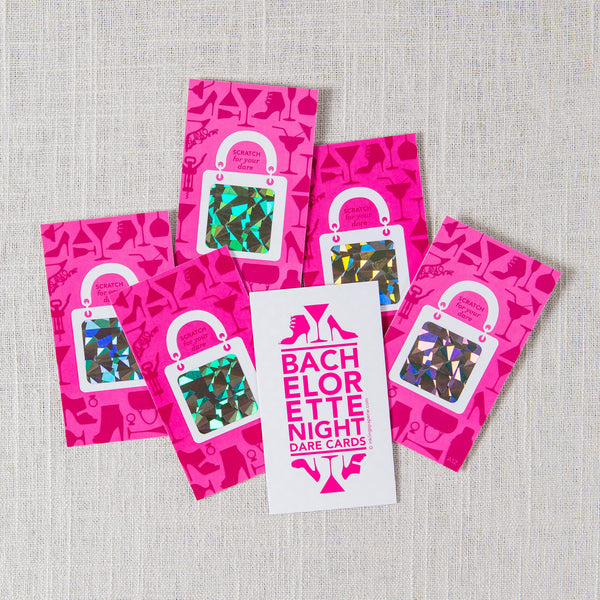 Bachelorette Dare Cards Inklings - Cork Collection