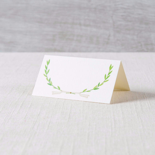 Avery Place Card Karen Adams Designs - Cork Collection
