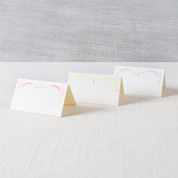 Bea Place Cards Karen Adams Designs - Cork Collection
