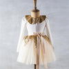 Two Piece Sparkle Dress - Flower Girl