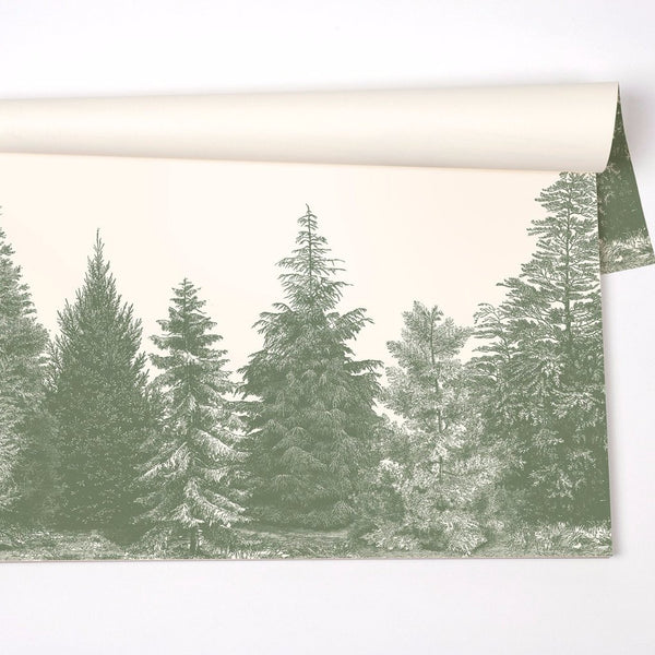 Evergreen Trees Placemat