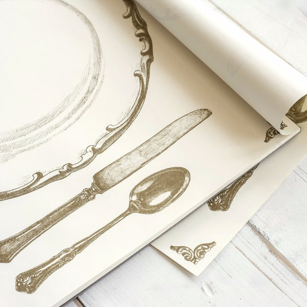 Perfect Setting Placemat Hester & Cook - Cork Collection