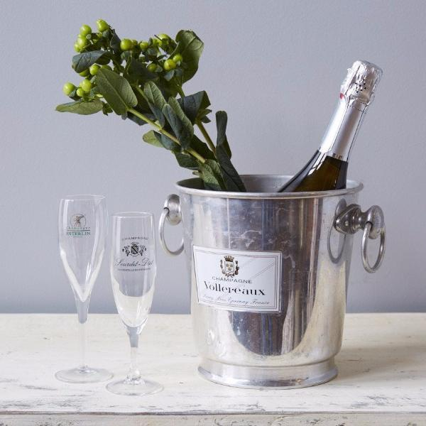 Assorted Vintage Champagne Buckets