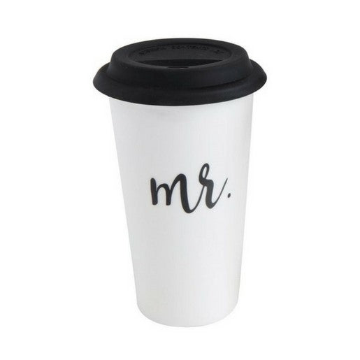 Mr. Travel Mug