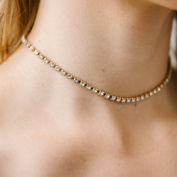 The Nina Choker Necklace