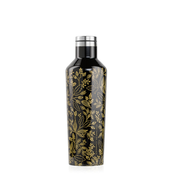 16oz Queen Anne Rifle Paper Canteen Corkcicle - Cork Collection