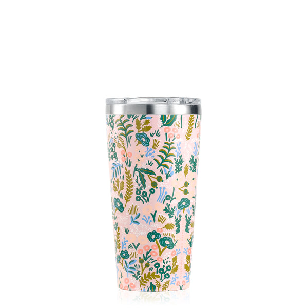 16oz Tapestry Rifle Paper Tumbler Corkcicle - Cork Collection