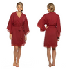Jersey Lace Robes