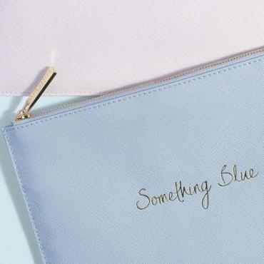 Something Blue Perfect Pouch Katie Loxton - Cork Collection