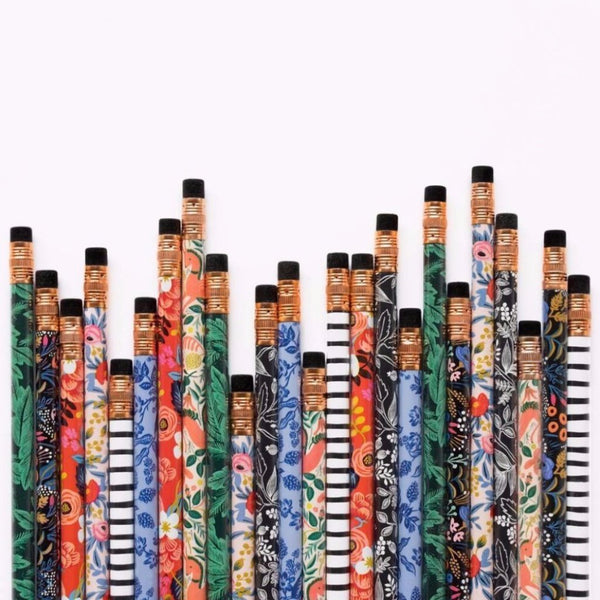Pencil Set Rifle Paper Co. - Cork Collection