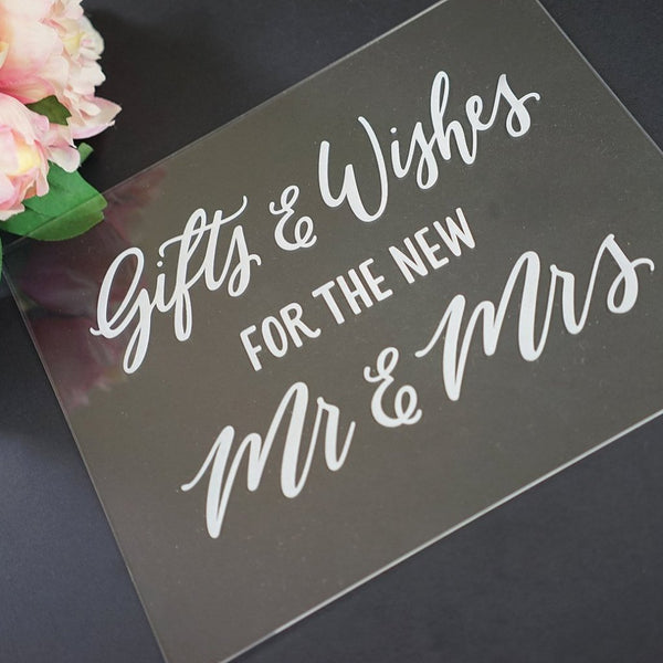 Gifts & Wishes Acrylic Sign Frankie's Girl - Cork Collection