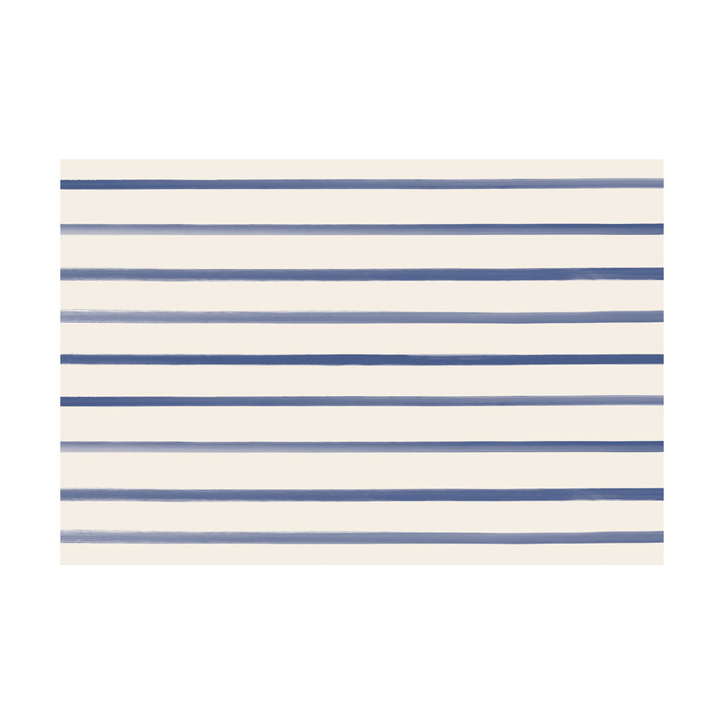 Navy Stripe Placemat