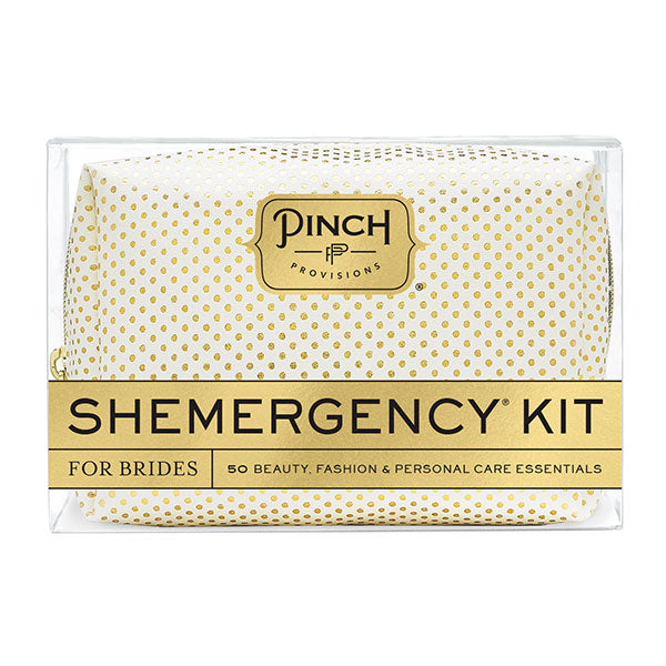 Shemergency Kit for Brides Pinch Provisions - Cork Collection