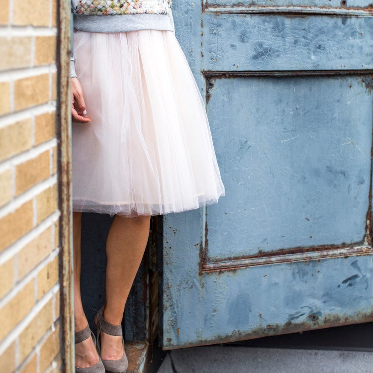 Signature Tulle Skirt (Multiple Colors) - These Tulle Skirts are perfect for bridal party apparel