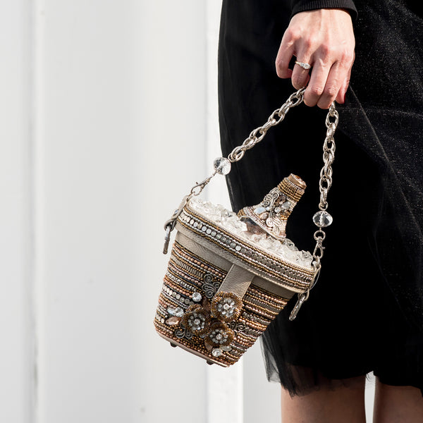 Champagne Bucket Purse