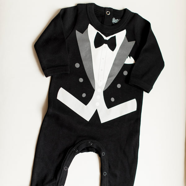 Wedding Tux Footsie Sara Kety - Cork Collection