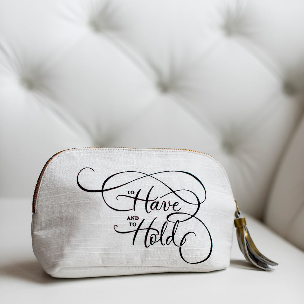 To Have and To Hold Pouch