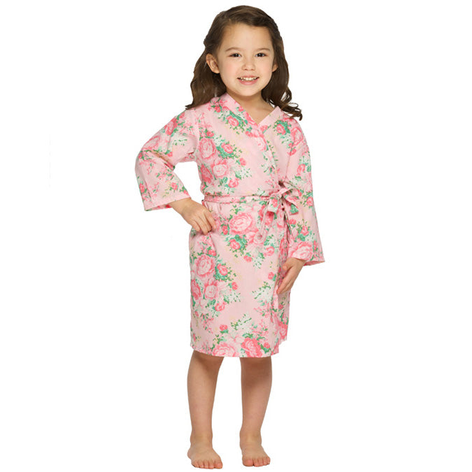 Flower Girl Robe The Paisley Box - Cork Collection