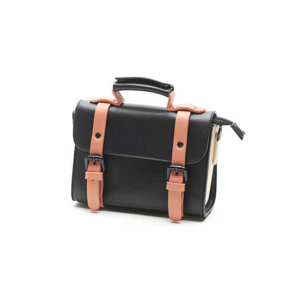 Black Small Satchel