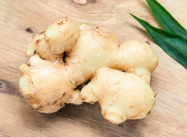 The Health Benefits of Eating Ginger