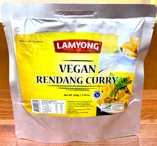 Lamyong Plant Based 'Meat' Ready to Eat Packs 250g