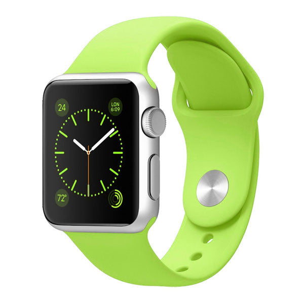 Apple Watch Sport Green