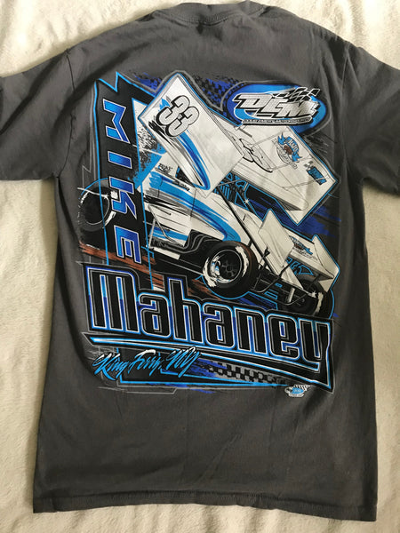 Doug Emery Motorsports No.33 Sprint Car T-Shirt