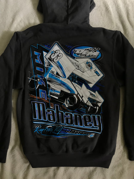 Doug Emery Motorsports No.33 Sprint Car Hoodie