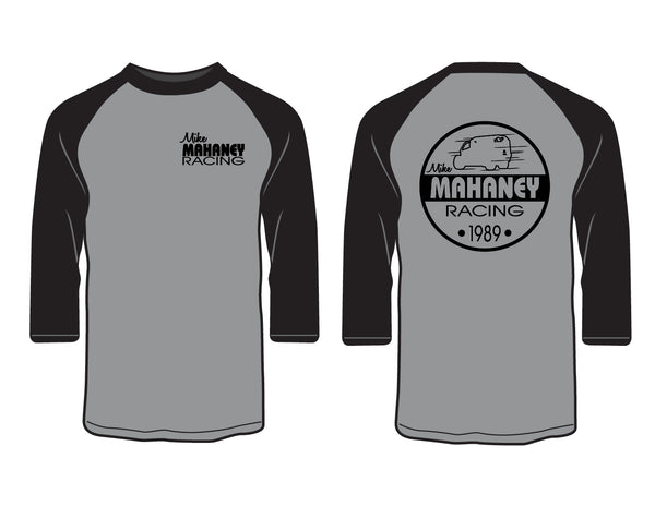 Mike Mahaney Racing 3/4 Sleeve Shirt