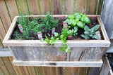 Reclaimed Planter