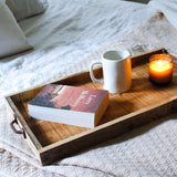 Reclaimed Wood Tray