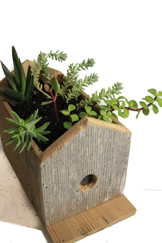 Small Reclaimed Planter
